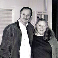 A.D. Winans and Diane di Prima.